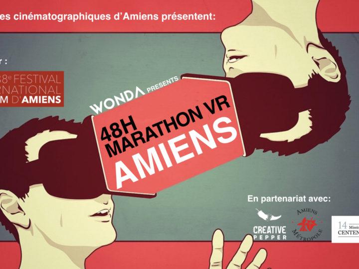 Nouveauté 2018 : Marathon VR pour la paix