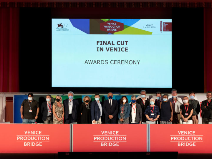 Final Cut In Venise 2020 : Palmarès